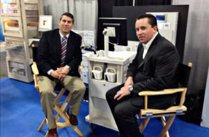 Medical Cart Mobile Power Systems - Tagg Neal Interviews Patrick Ney of Anton Bauer